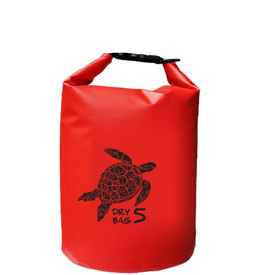 5L red - Dry Bag Turtle