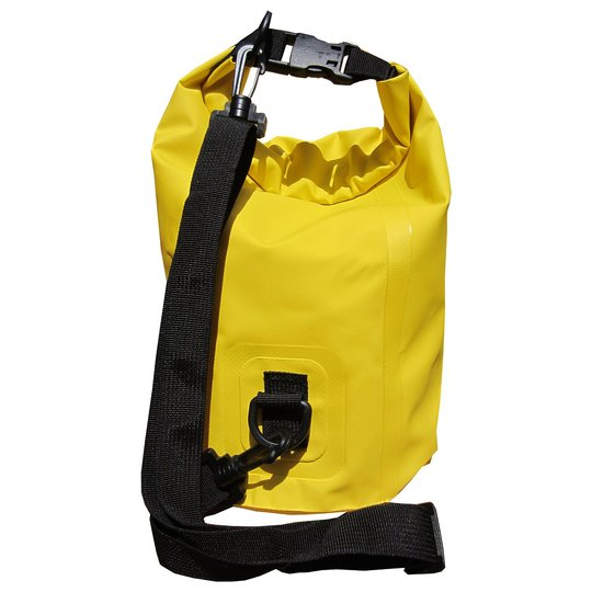 10L yellow - Dry Bag no print