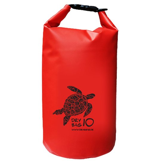 10L red - Dry Bag Turtle